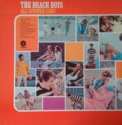 LP - The Beach Boys - All Summer Long