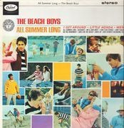 LP - The Beach Boys - All Summer Long