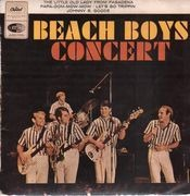 7inch Vinyl Single - The Beach Boys - Beach Boys Concert - EP