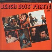 LP - The Beach Boys - Beach Boys' Party!