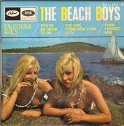 7inch Vinyl Single - The Beach Boys - California Girls - Original French