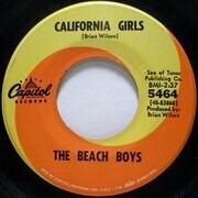 7inch Vinyl Single - The Beach Boys - California Girls