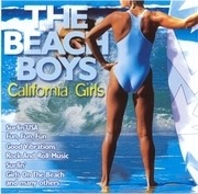 CD - The Beach Boys - California Girls