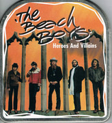 CD - The Beach Boys - Heroes And Villains - Metal Box