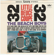 CD - The Beach Boys - Little Deuce Coupe