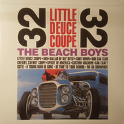 LP - The Beach Boys - Little Deuce Coupe
