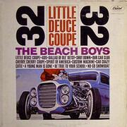 LP - The Beach Boys - Little Deuce Coupe