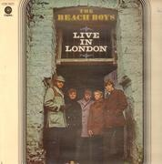 LP - The Beach Boys - Live In London