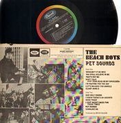 LP - The Beach Boys - Pet Sounds - Canada Mono
