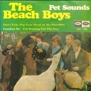 7inch Vinyl Single - The Beach Boys - Pet Sounds - Original Spanish EP