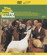Music DVD - The Beach Boys - Pet Sounds - Super jewel case
