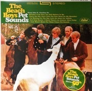 LP - The Beach Boys - Pet Sounds - Stereo 180g Vinyl Reissue