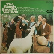 LP - The Beach Boys - Pet Sounds - Remastered