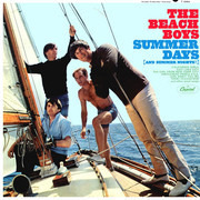 LP - The Beach Boys - Summer Days (And Summer Nights!!)