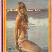 LP - The Beach Boys - Surfer Girl
