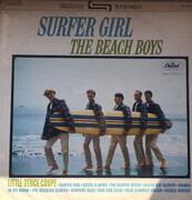 LP - The Beach Boys - Surfer Girl