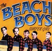 CD - The Beach Boys - Surfer Girl