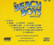 CD - The Beach Boys - Surfer Girl