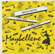 7inch Vinyl Single - The Beach Boys - Surfin' Safari