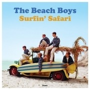 LP - The Beach Boys - Surfin' Safari