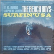 LP - The Beach Boys - Surfin' U.S.A.