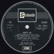 LP - The Beach Boys - Surf's Up