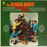 LP - The Beach Boys - The Beach Boys' Christmas Album - Los Angeles Pressing