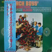 LP - The Beach Boys - The Beach Boys' Christmas Album