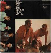 LP - The Beach Boys - The Best Of The Beach Boys Vol. 3