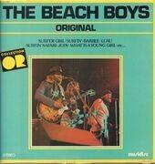 LP - The Beach Boys - The Original Beach Boys