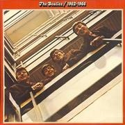Double LP - The Beatles - 1962 - 1966, Red Album