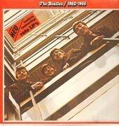 Double LP - The Beatles - 1962 - 1966, Red Album - RED VINYL