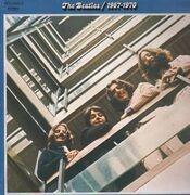 Double LP - The Beatles - 1967 - 1970, Blue Album