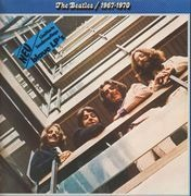 Double LP - The Beatles - 1967 - 1970, Blue Album - Blue Vinyl