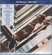 Double LP - The Beatles - 1967 - 1970, Blue Album - Still Sealed. Remastered