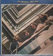 Double LP - The Beatles - 1967 - 1970, Blue Album - UK 1973