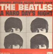 LP - The Beatles - A Hard Day's Night - ORIGINAL US MONO