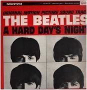 LP - The Beatles - A Hard Day's Night - ORIGINAL STEREO USA