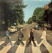 LP - The Beatles - Abbey Road - French Pressing