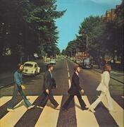 LP - The Beatles - Abbey Road - German Original