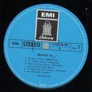 LP - The Beatles - Beatles '65