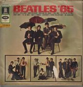 LP - The Beatles - Beatles '65 - Original 1st German