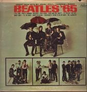 LP - The Beatles - Beatles '65 - Original 1st US Mono Rainbow Rim