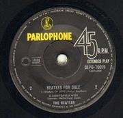 7inch Vinyl Single - The Beatles - Beatles For Sale - First Issue