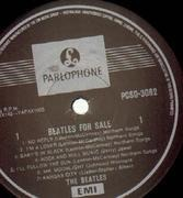 LP - The Beatles - Beatles For Sale - AUSSIE PRESS