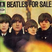 LP - The Beatles - Beatles For Sale - ALLE RECHTE