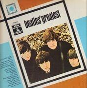 LP - The Beatles - Beatles' Greatest - Golden Vinyl