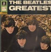LP - The Beatles - Beatles' Greatest - Teldec contract pressing