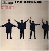 LP - The Beatles - Help! - 1st Pressing Stereo KT
