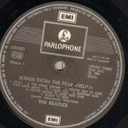 LP - The Beatles - Help! - YUGOSLAVIAN RELEASE